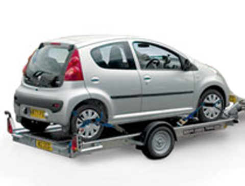 Car Ramp Hire Leicestershire
